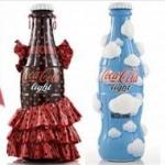 Butelkowy pokaz mody