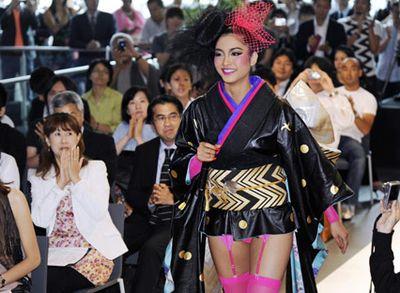 Miyasaka. Skandal w kimono.