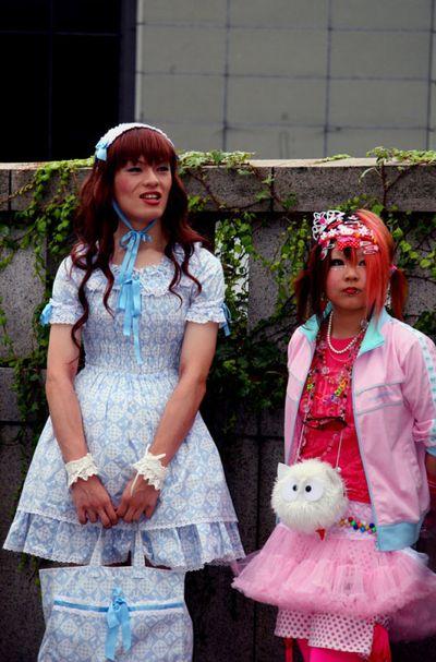 Moda Japonia