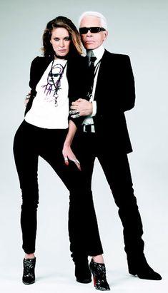 H&M Lagerfeld