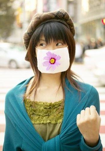 Maska Japonia